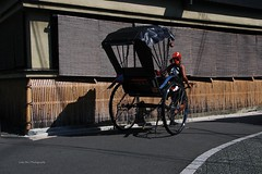 Pull carts, Kyoto, Japan (Luke,Ma) Tags: city panorama building japan architecture digital landscape ed temple pull four golden ancient kyoto view traditional olympus m architect micro   ez pavilion prefecture kansai  carts kinkakuji 43 omd thirds kinkaku   m43   greatphotographers mzd f4056 em5 kyotofu kyotoshi flickraward  918mm mzuiko m918 flickrtravelaward  ezm918