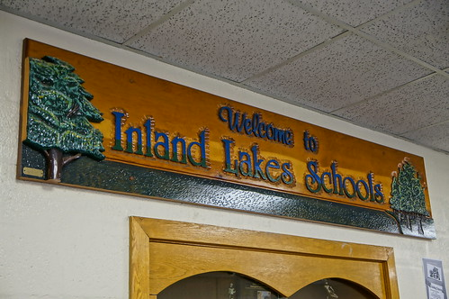 Inland Lakes Schools Visiting