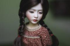 IMG_0855 (greenwolfy) Tags: dandelion bjd bimong narindoll dstoric