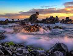 Maui North Shore (mojo2u) Tags: ocean morning sunrise hawaii maui northshore hookipa nikond700 d700nikon