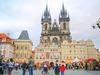 Prague (CZ) Týn Church (KatFib) Tags: church architecture square prague praha czechrepublic hdr oldcity náměstí týn českárepublika staroměstské flickraward ringexcellence rememberthatmomentlevel1