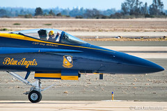 Boss (mvonraesfeld) Tags: show california ca boss blue 1 us marine greg aircraft aviation military air navy angels corps marines hornet capt miramar usn 2012 mcas fa18 mcwherter