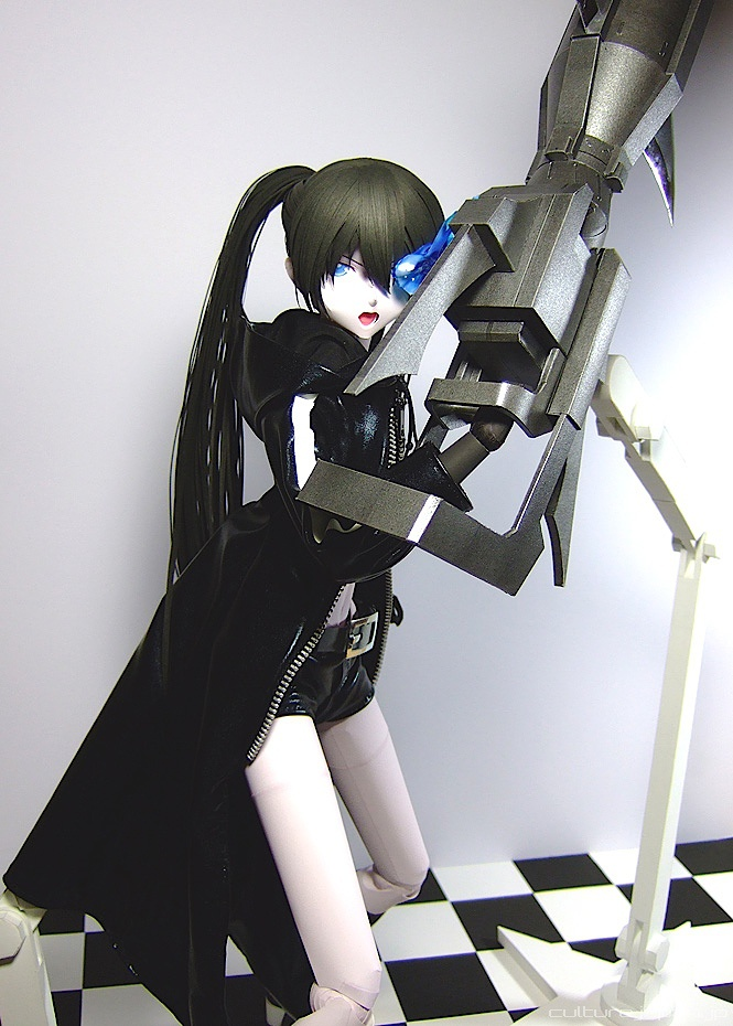 Paper Black Rock Shooter