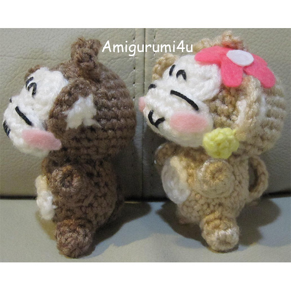 Elin Makes - Handmade Toys Amigurumi (Malaysia) | 570x570