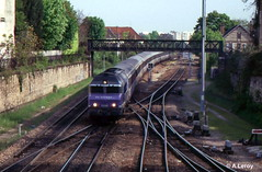 SNCF 72160 Troyes 28-04-2005 (31253) (Alex Leroy) Tags: troyes sncf 28042005 31253 72160