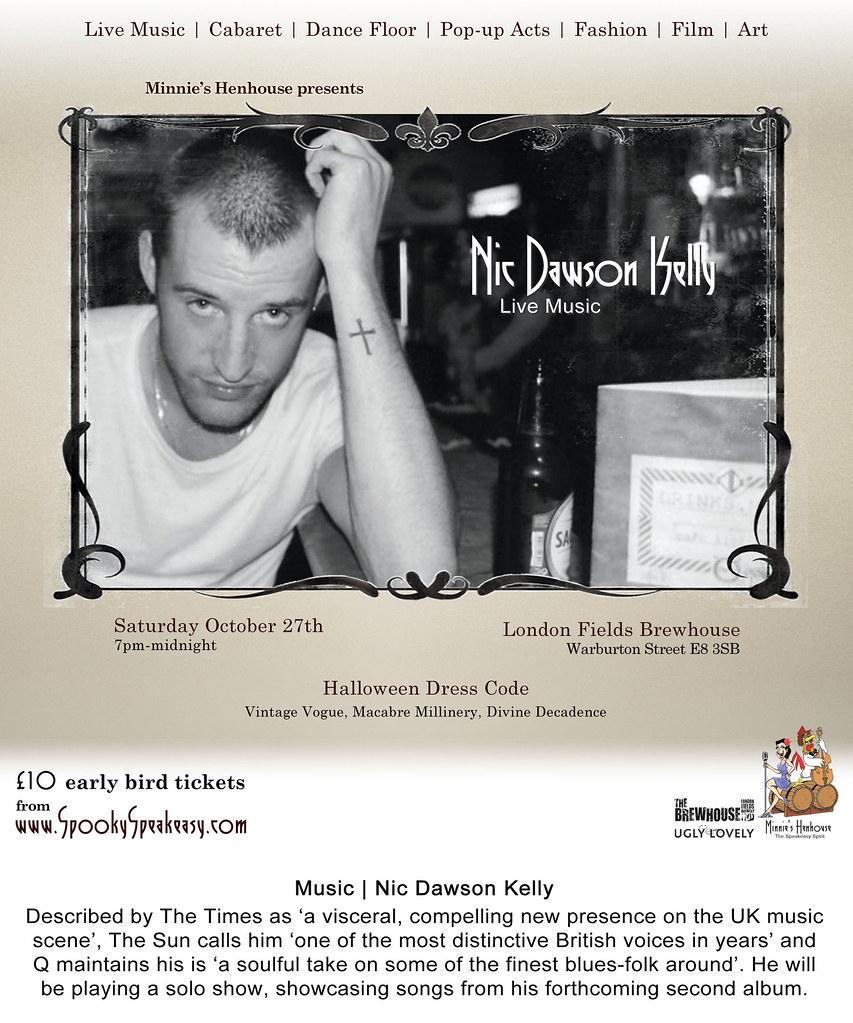 Music | Nic Dawson Kelly