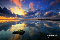 When Low Tide Comes (adyLee.photography) Tags: bali canon landscape tamron