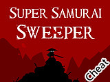 超級武士終結者:修改版(Super Samurai Sweeper Cheat)