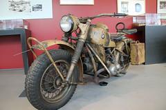 AWE Museum Eisenach - BMW R 75 Gespann (www.nbfotos.de) Tags: auto car museum thüringen bmw awe eisenach motorrad gespann automobilewelteisenach
