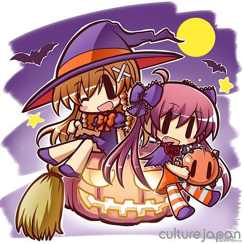 Moekanji Halloween