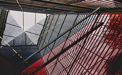 Reflective Angles (Art57Essex) Tags: london glass reflections angles