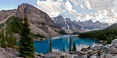 Moraine Lake (Panorama)