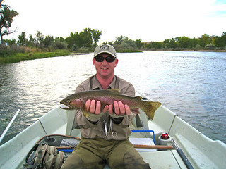 Montana Bighorn River Fishing Lodge 14