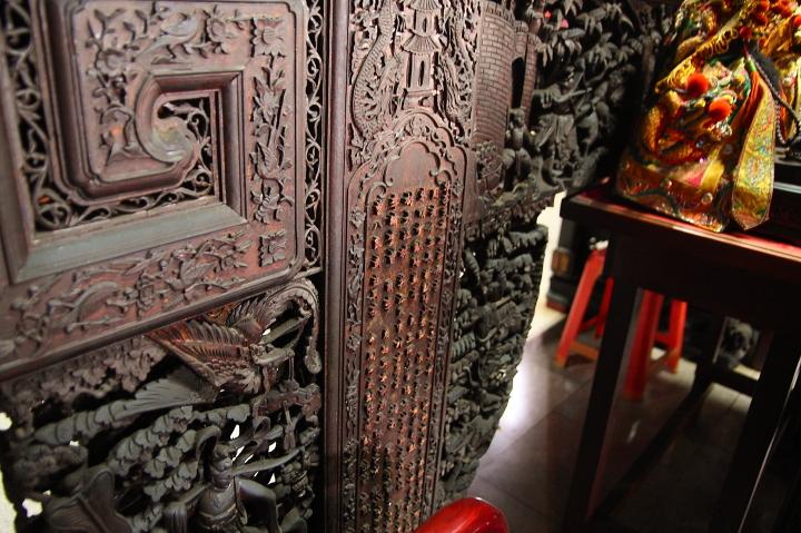 2012國民旅遊D5(三級古蹟妙壽宮、百年王船)000013