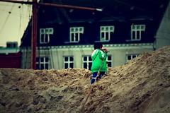 We'll build this city (Nuuttipukki) Tags: house building playground copenhagen denmark site ship harbour baustelle dnemark kopenhagen spielplatz elternhaftenfrihrekinder