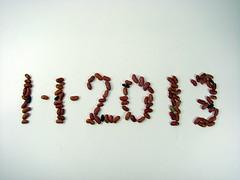 Date Written In Beans 1/1/2013