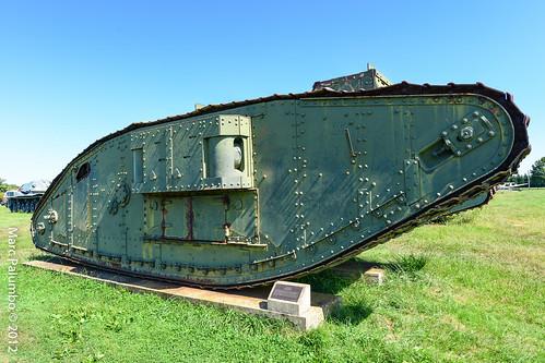 japan gun tank wwi wwii maryland korean aberdeen german cannon russian tanks japaneese artillary howitzer aberdeenprovingground ordinancemuseum britishwwimarkivfemaletank markivfemale