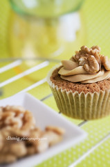Cupcakes with coffee and nuts (dhmig) Tags: italy stilllife food macro green closeup fruit dessert cupcakes healthy nikon nuts cream naturallight sugar delicious cupcake butter sweets icing treat temptation sweetness frosting greed gluttony pois driedfruit delicacy foodphotography 50mmf28 softcolors softcolours softgreen cupcakefrosting nikond7000 dhmig dhmigphotography cakesdecoration