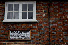 The Post Office (GarethThomasJones) Tags: england window sign wall canon patterns south postoffice hills southern brickwall portsmouth southdowns petworth cloudyweather canonefs1785mmf456isusm canon1785mm canon60d gareththomasjones powershotn