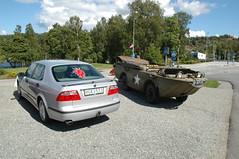 DSC_0171 (saabrobz) Tags: sweden amphibian sverige 95 saab amphicar amfibie amfibiebil bengstfors