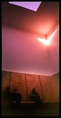 deer shelter (pho-Tony) Tags: city light shadow sky color colour art 120 6x6 belair film bench skyscape lens concrete iso100 james lomo xpro lomography mod fuji cross crossprocess skylight shift x panoramic deer plastic velvia cast shade jamesturrell automatic roll 6x9 medium format hack process shelter 50 90mm 58mm e6 bellows glitch folder folding slicker ins 612 turrell yorkshiresculpturepark colorcast plasticlens colourcast rooflight lomographic skyspace 6x12 cityslicker deershelter autaut skyhole belairx612 lomographybelairx612