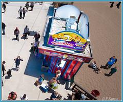 A Santa Cruz Twinkie plus Kevin D (Gary P Kurns Photography) Tags: california nikon flickr creative cruz onone d800 1635 californiatrip2012 gpkphotography