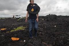 Plastic beach neckpiece (cesarharada.com) Tags: sea usa hawaii hilo unreasonable protei plasticbeach