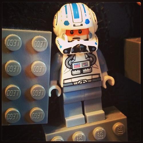 FridgeWars. #lego #starwars #magnet #toys