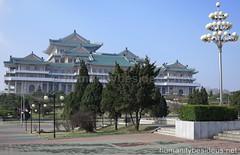 Grand People's Study House (humanitybesideus.net) Tags: monument northkorea pyongyang dprk
