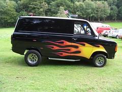 Ford Transit MK2 Custom Van