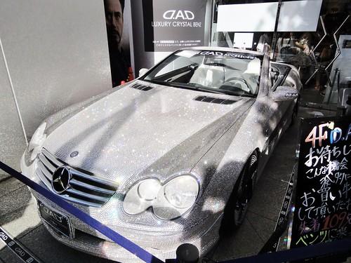 D.A.D Luxury Crystal Benz