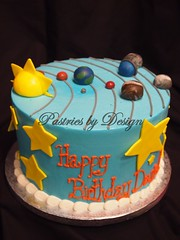Earth Mars Planet Cake (page 3) - Pics about space