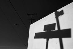 Solar Street Sign (2812 photography) Tags: california blackandwhite streets monochrome contrast digital photography berkeley © places utata bayarea pete fujifilm eastbay grainy grayscale process subjects 2812 xe1 thursdaywalk rosos 2812photography utata:project=tw354