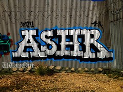 ASHR (UTap0ut's Pinche Mero Mole!) Tags: california art cali graffiti la los paint angeles graff tca krh ashr uploaded:by=flickrmobile flickriosapp:filter=nofilter