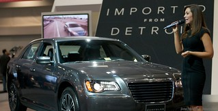 2013 Washington Auto Show - Upper Concourse - Chrysler 5 by Judson Weinsheimer