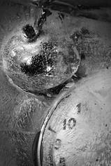 Frozen Time (Mikael Moiner) Tags: clock ice frozen is dial explore alarmclock klocka väckarklocka urtavla frusen genomskinlig infrusen mygearandme fotosondag rememberthatmomentlevel1 smcmacrotakumar6x7135mmf4 smcmacrotakumar6x7135mmf4nikon fs130203