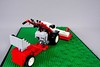 belos_14 (pehter aka ibbe) Tags: tractor lego gravely mocs lawnmover belos