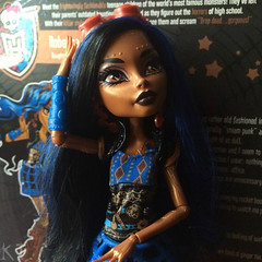 Robecca (KTKate_and_Tanya) Tags: robecca steam monster high doll dolls mattel basic kt mh