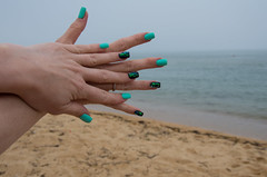 On the sea (andr_sd) Tags: 18135 pentax manicure russia  2016  sea