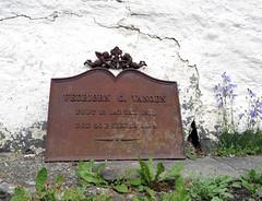 [Memory] (pienw) Tags: vangen graveyard sognogfjordane aurland church memory