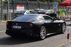 Ferrari F12 Berlinetta (limecow96) Tags: ferrarif12berlinetta nurburgring exotic supercars dreamcars expensive ferrari