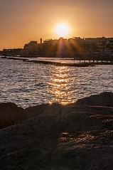 Anzio (Razgriz88) Tags: landscape landscapes luce mare sea paesaggi paesaggio panorama panoramica tramonto sunset nikon nikond300 nikon50f18g nikon50mmf18g