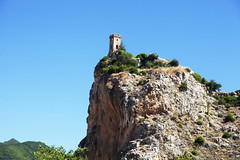 Lookout (ken Dowdall) Tags: watchtower italy tuscany landscape