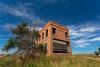 Derelict building in Cottonwood, South Dakota. Population 9 (vambo25) Tags: southdakota hwy14 highway14 cottonwood