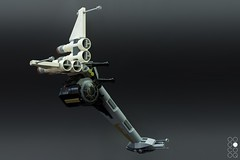 X2BTy (Cole Blaq) Tags: bwing coleblaq starwars tiefighter xwingfighter scifi spaceship starfighter ugly