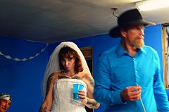 The Wedding Party (Studio d'Xavier) Tags: theweddingparty bride wedding blue