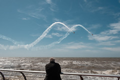 Cropped version of another shot (Ian_Boys) Tags: 18mm airshow blackpool fuji fujifilm xpro1