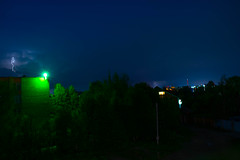 Lightstorm Session (alexwinger) Tags: nikon light storm blue night school summer