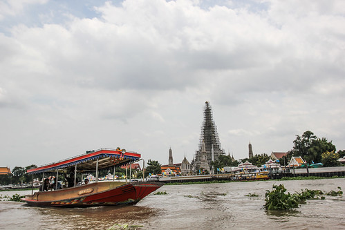 "Dawn Temple ""Wat Arun"""
