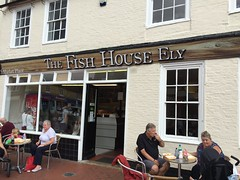 The Fish House, Ely, Cambridgeshire (John D McDonald) Tags: thefishhouse thefishhouseely fishhouse fishhouseely chipshop fishandchipshop chippy chippie chipper ely cambridgeshire cambs fens fenland isleofely anglia eastanglia geotagged iphone iphone6